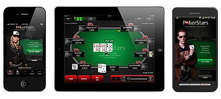 Poker na smartfona i tablet